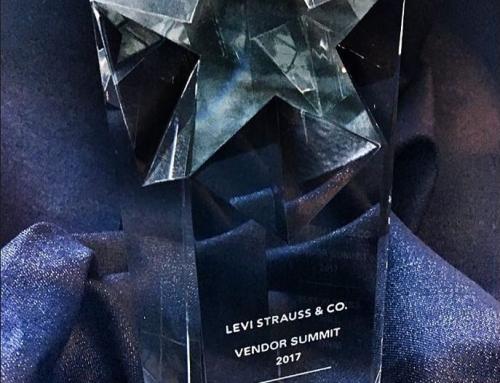 Dünya devi Levi's'tan Eroğlu Holding'in denim şirketi DNM'e büyük ödül